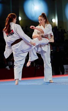 Female Martial Artists, Martial Arts Women, Kyokushin Karate, Female Pilot, Karate Girl, Art Women, Women's Feet, Judo, Strong Women