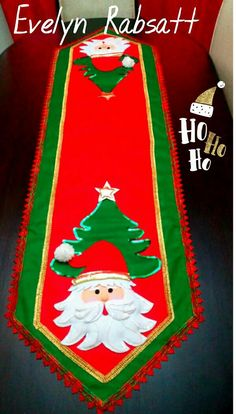 Diy Hair Bows, Christmas Decorations, Holiday Decor, Holiday Tables, Diy Hairstyles, Table Runners, Quilting, Couture, Sewing
