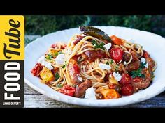 Summer Sausage Pasta | Jamie Oliver - YouTube