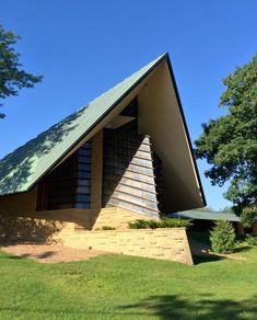 Frank Lloyd Wright in Madison