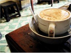 Cafe Giang, famous egg coffee, traditional, hole in the wall cafe.  39 Nguyễn Hữu Huân, Hoàn Kiếm (Old Quarter)
