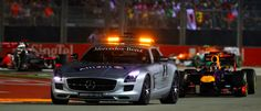 Mercedes-Benz SLS AMG F1 Safety Car...