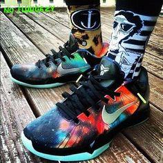 Nike Kobe 7 Galaxy