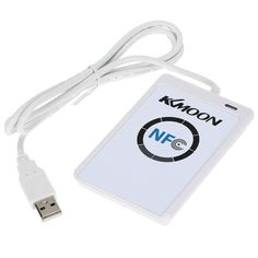 KKmoon NFC ACR122U RFID Kontaktlose Smart Reader & Writer / USB + SDK + Mifare IC Karte