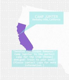 see no threat hear camp jupiter=the better camp. i love both but if i wanted to survive and grow up then camp jupiter is the camp i would want