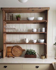 Kitchen Vignettes, Kitchen Shelves, Kitchen Redo, Kitchen And Bath, New Kitchen, Kitchen Design, Kitchen Ideas, Lauren Liess, Kitchen Showroom