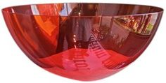 Murano large glass bowl - $750.