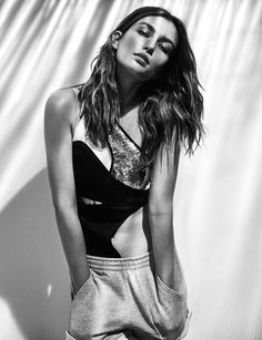 Madame Figaro July 2017 Andreea Diaconu by Fred Meylan - Fashion Editorials