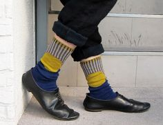French bull : Fullmoon Socks