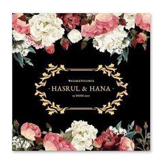 Kad Kahwin Floral 59 Chantiqs Kad Kahwin Kad Kahwin Kad Kahwin Design Wedding Cards