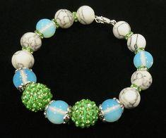 Check out this item in my Etsy shop https://www.etsy.com/se-en/listing/572530686/kelly-bracelet-elegant-gemstones-beaded