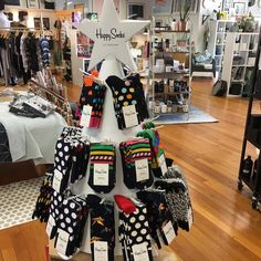 No more boring socks! We have @happysocks #sockstyle #socklover #socksgame #shutthefrontdoorstore