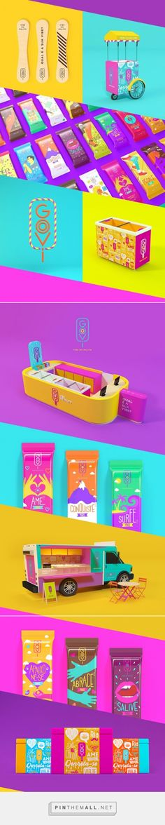 Goovi on Packaging of the World - Creative Package Design Gallery... - a grouped images picture - Pin Them All