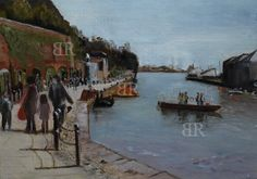 Exeter Quay Foot Ferry