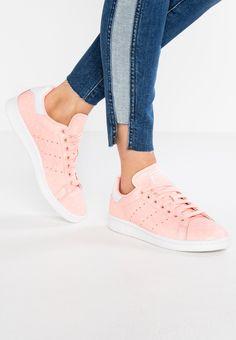 super popular 27488 71cc5 adidas Originals STAN SMITH - Baskets basses - haze coral footwear white -  ZALANDO.