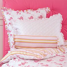 Little House Kids Bedding Blossom Pink Duvet or Set