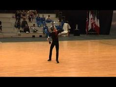 Jason Travers (France) - 2010 World Championships - Semi Finals