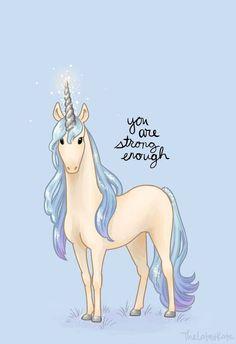 ...Thank you, little unicorn. <:)