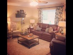 Living room makeover...by Sears House Designery
