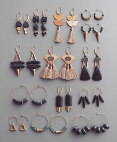 Awesome The sweetest earrings from the Tilda collection! The sweetest earrings from the Tilda collection! The sweetest earrings from the Tilda collection! Cute Jewelry, Boho Jewelry, Jewelry Accessories, Jewelry Design, Women Jewelry, Fashion Jewelry, Jewelry Ideas, Jewellery Rings, Silver Jewelry