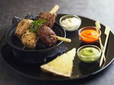 3 sauces spécial barbecue pour parer à toutes les grillades! Sauce, Skewers, Grilling, Flat Top Grill, Interesting Recipes, Greedy People