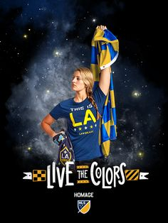 LA is the land of stars—an unrivaled five for your LA Galaxy. Get ready to add a sixth as your club defends the MLS Cup through the postseason in the ultimate Navy Blue and Gold gear. #LiveTheColors