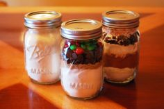 Chocolate Chip Cookie Jar Gift | ... Cookies, M&M Chocolate Chip Cookies, Peppermint Hot Chocolate