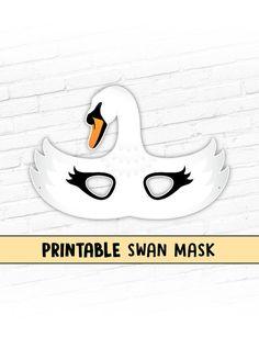 swan mask template - owl mask printable masks pinterest antifaz carnaval