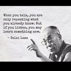 Wisdom by Dalai Lama. Best Inspirational Quotes, Wise Quotes, Inspiring Quotes About Life, Quotable Quotes, Great Quotes, Quotes To Live By, Motivational Quotes, Truth Quotes, Strong Quotes