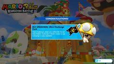 MarioRabbids DLC - First Pack Now Live