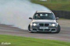 BMW E46 3 series Touring drifter