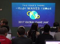 Olas, es el tema central del Global Game Jam | Portal de la Universidad de las Ciencias Informáticas