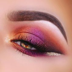 Born to Run meets Heavy Metal ? is making us hardcore swoon with this stunner of a look using our Born to Run Eyeshadow Eye Makeup Tips, Glam Makeup, Makeup Art, Beauty Makeup, Makeup Glowy, Makeup Brush, Gorgeous Makeup, Love Makeup, Makeup Inspo
