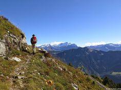 In der Natur unterwegs: Familientrip mit Gipfelsupplement - La Riondaz Kurz vor dem Gipfel #Leysin #wandern #Schweiz