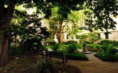 London's best secret gardens — an article via the Telegraph - March 2016.