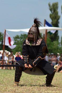 Avarian warrior.