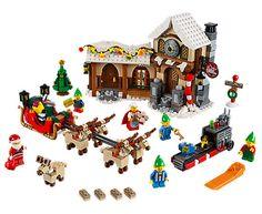 Julemandens værksted