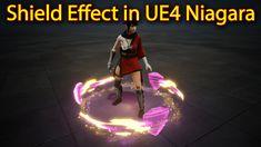Shield Effect | Unreal Engine Niagara Tutorials | UE4 Niagara Shield Effect Unreal Engine, Engineering, Tutorials, Youtube, Mechanical Engineering, Technology, Youtubers, Youtube Movies, Wizards