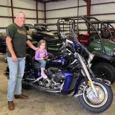 Thanks to Chad and Eliza Winningham from Dlo MS for getting a 2007 Yamaha Royal Star Venture. @HattiesburgCycles