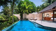 Pool Villa Suite - Exterior Ourdoor