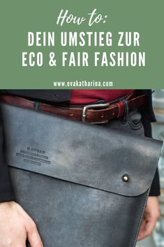 Ich habe der Fast Fashion den Rücken gekehrt und kaufe nur noch fair und umweltfreundlich ein. Meine Vorsätze und alles über Fast- und Fair Fashion kannst du hier nachlesen.