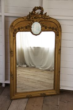 Brocante spiegel