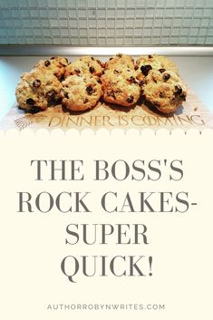 The Boss's Rock Cakes Recipe is quick, easy and have low added sugar per cake. They can go from mixing bowl to tummy in minutes Perfect for lunchboxes Easy Cake Recipes, Baking Recipes, Cookie Recipes, Caribbean Food, Caribbean Recipes, Traybake Cake, Best Birthday Cake Recipe, Fat Cow, Rock Cakes