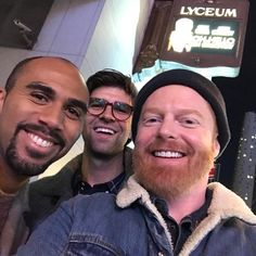 "20k Likes, 42 Comments - Jesse Tyler Ferguson (@jessetyler) on Instagram: ""Catching a little theater while in NYC!"""