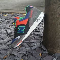 Serving up inspiration from The Lakes, Napes Needle, New Balance presents the Made In England 577 part of 'The Napes' pack.  Available in-store & online  #newbalance577 #newbalance577uk #newbalance577original #newbalancemurah #newbalancehk #newbalanceshoes #newbalanceencap