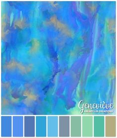 Colour Palettes | Amaryllis Creations by Genevieve Crabe Colour Palettes, Artwork, Color, Color Palettes, Work Of Art, Colour, Colour Schemes, Colors