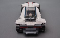 LEGO MOC 31107 Space Coupe by Keep On Bricking | Rebrickable - Build with LEGO