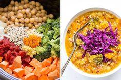 23 Instant Pot Recipes If You're Vegetarian or Vegan