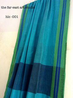 #Handloom #Linen #Cotton #Saree / Handloom by TheFarEastArtStudio