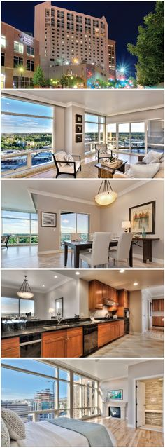 Completely Remodeled Throughout :: Premier Downtown Condo Living :: Boise - The Grove Hotel :: $1,000,000